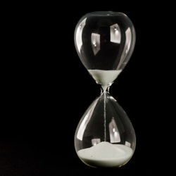 hourglass sandglass clock