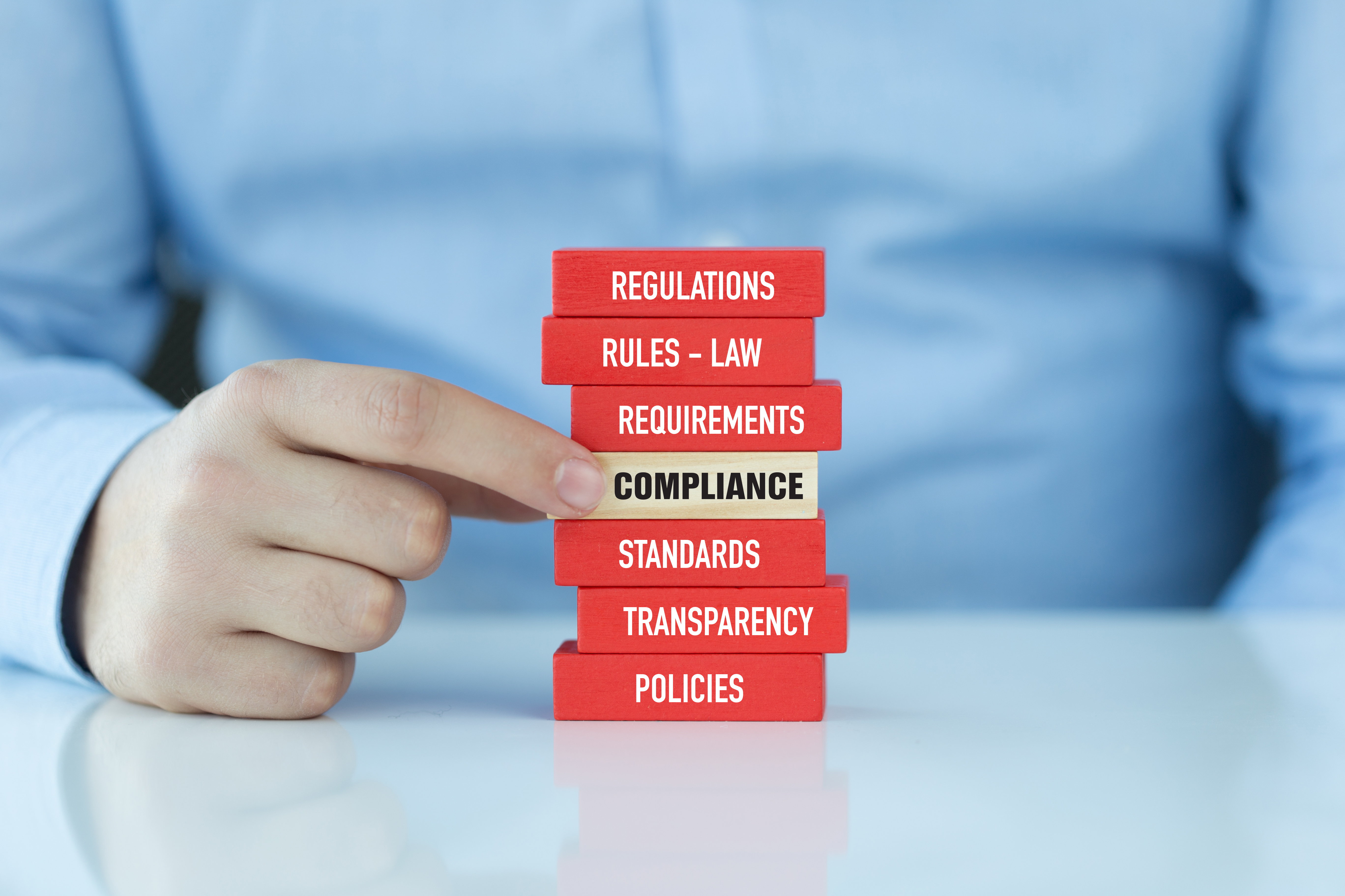 regulations, rules-law, requirements, compliance, standards, transparency, policies