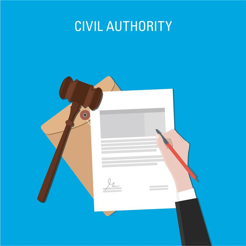 civil authority