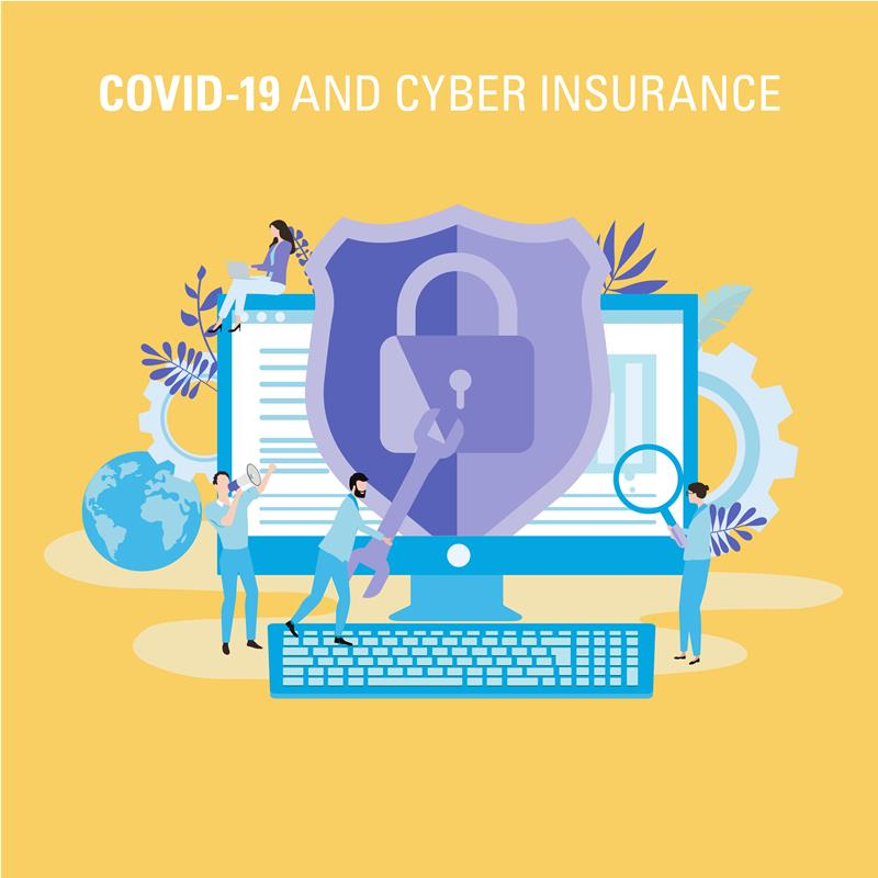 covid-19 and cyber insurance