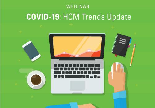 webinar covid-19 HCM trends update