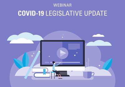 webinar covid-19 legislative update