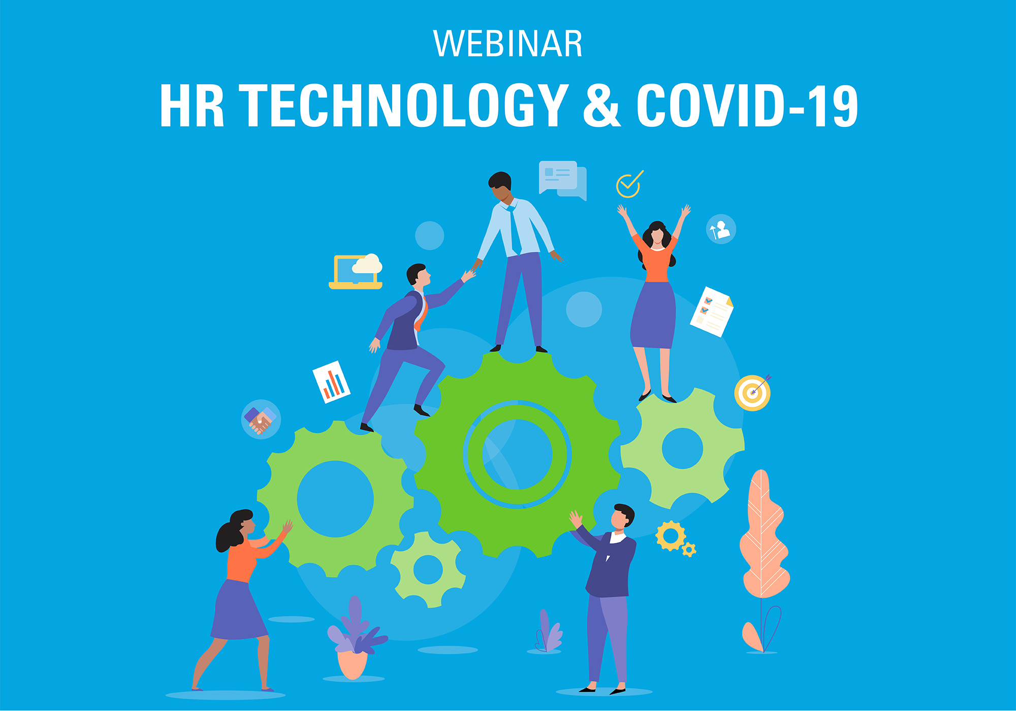 webinar HR technology adn covid-19